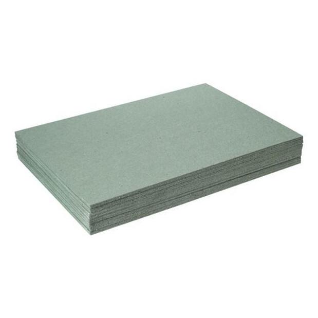 Groene Vloerplaat + vochtscherm 7mm per m2