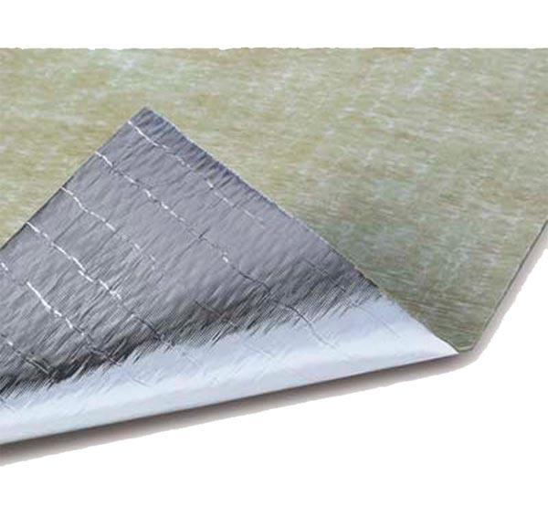 Rubber ondervloer Silencio Superbo 2.8 mm per m2
