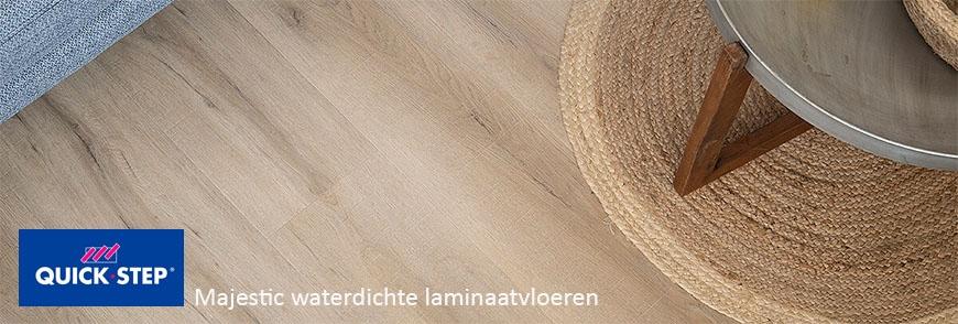 Quick-Step Majestic waterdichte laminaatvloeren